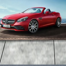 New Name. New Number. Mercedes-AMG SLC 43 Launched
