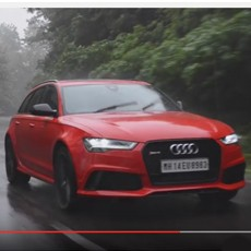 Audi RS6 Avant Car India review