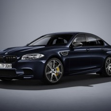 More Power: BMW M5 Competition Edition