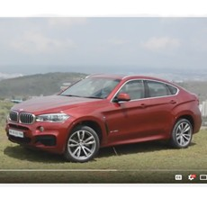 BMW X6 Car India Review