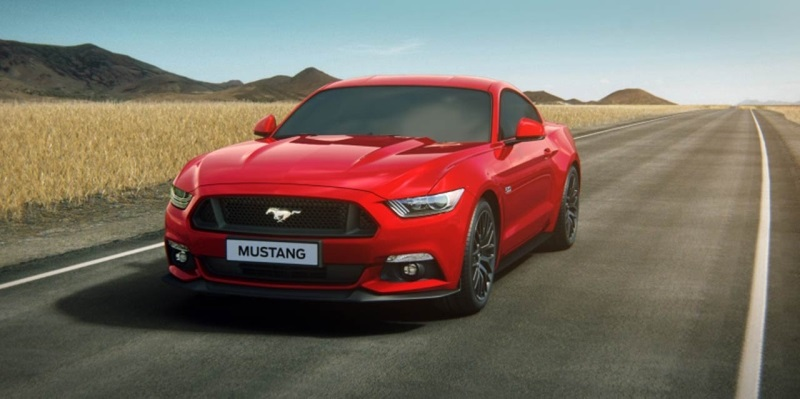 Ford Mustang Gt India Opener Web