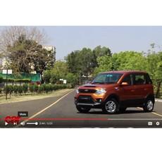 Mahindra Nuvosport: First drive