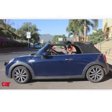 Mini Cooper S Convertible Car India review