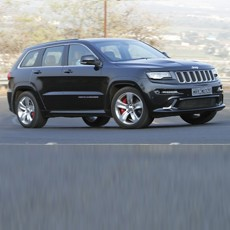 Jeep Grand Cherokee SRT Road Test – Dragonheart
