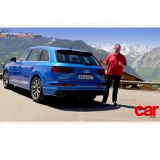 Audi Q7 3 0 TFSI Quattro AutoVideoReview.com