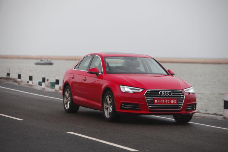 Audi A4 30 TFSi review 0 web
