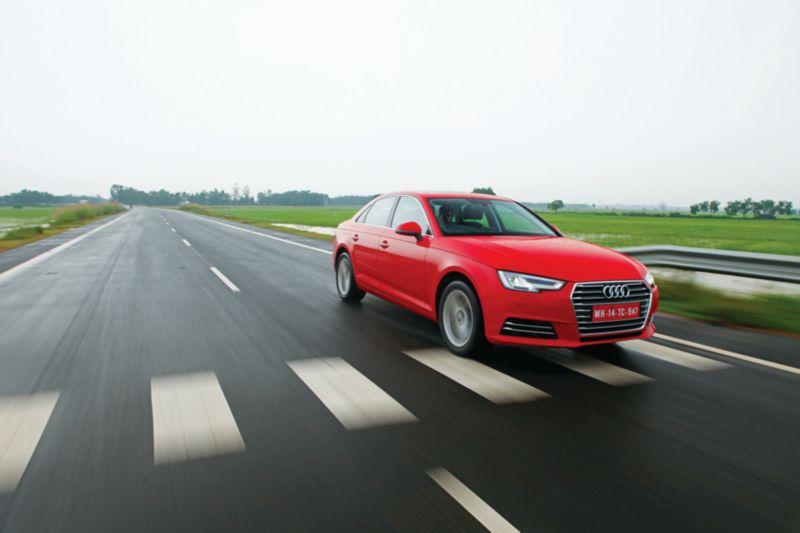Audi A4 30 TFSi review 1 web