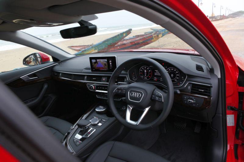 Audi A4 30 TFSi review 2 web