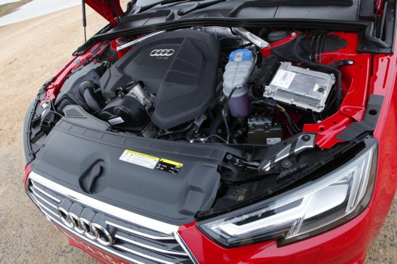 Audi A4 30 TFSi review 3 web