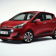 Facelift incoming – new Hyundai Grand i10