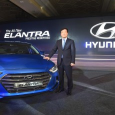 Hyundai Launch New Elantra