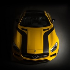 Mercedes-AMG GT C Incoming