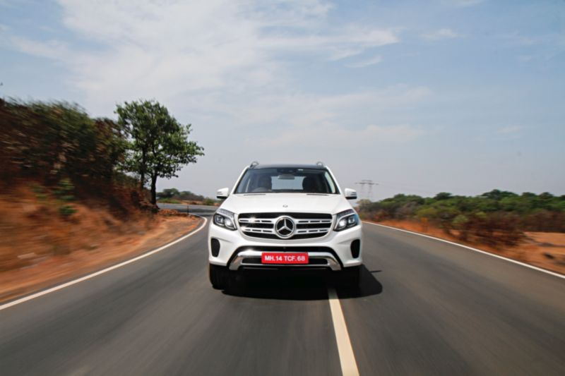 Mercedes gls 350 d 4 matic 9g tronic executive tout for Mercedes benz gls 350d price in india