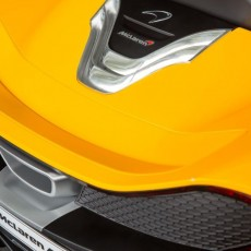 All-New All-Electric McLaren P1