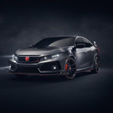 New Honda Civic Type R Prototype unveiled