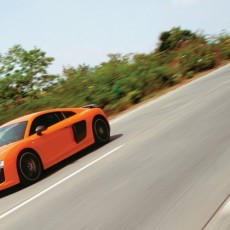 Audi R8 V10 plus Road Test Review – ACCELER8