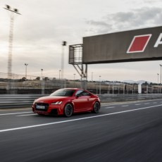 Audi TT RS quattro – First Drive Review