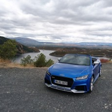 Audi TT RS quattro Roadster – First Drive Review