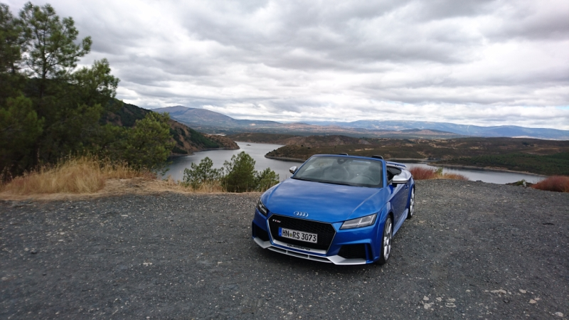 Audi Tt Rs Quattro Roadster First Drive Review Car India