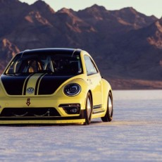 Herbie Returns: Volkswagen Beetle LSR