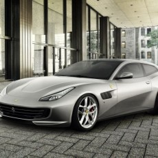 Hold Your Horses: Ferrari unveil GTC4Lusso T