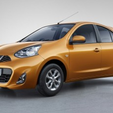 Nissan MIcra gets festive touch-ups