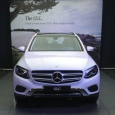 Mercedes-Benz launch Made-in-India GLC-Class