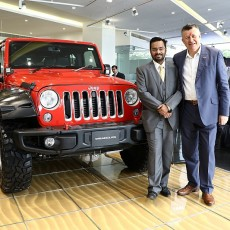 First Jeep Destination Store in India Inaugurated