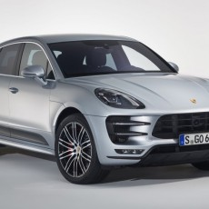 Porsche Macan Turbo Gets Performance Package