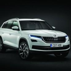 New Škoda Kodiaq Revealed; India-bound