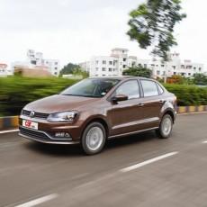 Volkswagen introduce Ameo Diesel