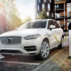 Volvo XC90 T8 Excellence Plug-in Hybrid Launched