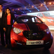 Datsun Launch the redi-GO Sport