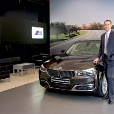2016 BMW 3 Series GT launched in India