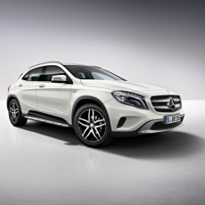 Mercedes-Benz GLA 220 d 4MATIC Activity Edition launched