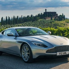 Aston Martin DB11 Launched