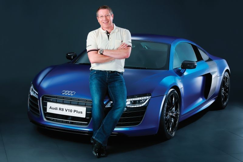Joe King relinquishes the Audi India helm to Thierry Lespiaucq