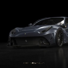The Bengala F12 Caballería: taking the Ferrari F12 to the next level
