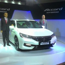 New Honda Accord Hybrid launched in India