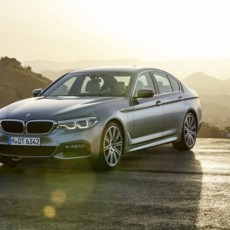 All-new BMW 5 Series Revealed; Launch in 2017