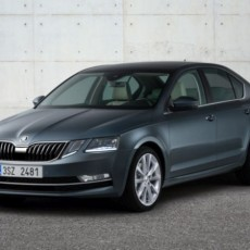 Major Revamp for Škoda Octavia