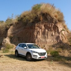 It's Back! Hyundai Tucson First Drive Review