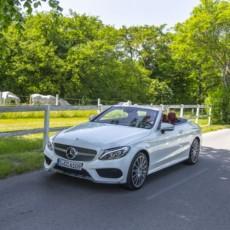 Mercedes-Benz C-Class Cabriolet First Drive – Open-top Bliss