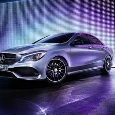 LAUNCH – New Mercedes-Benz CLA Class for 2017