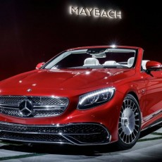 Mercedes-Maybach S 650 Cabriolet Revealed
