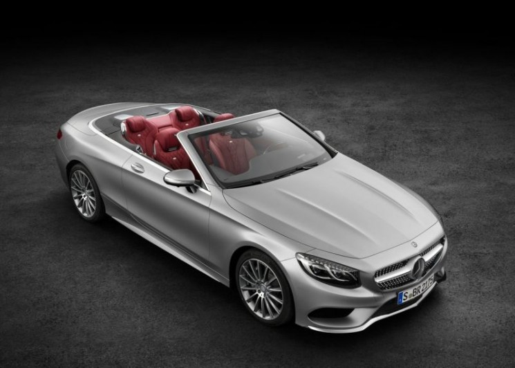 Mercedes-Benz India Launch C 300 Cabriolet and S 500 Cabriolet