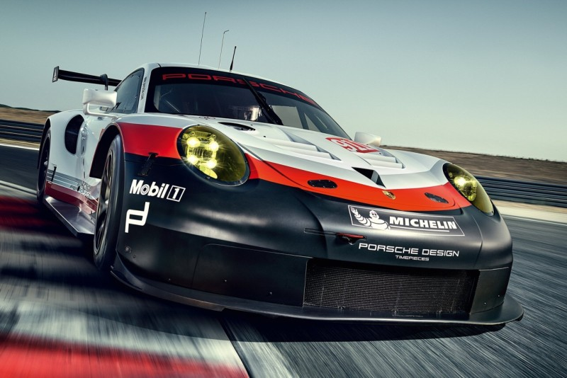mid engined porsche 911 rsr ready to attack the track car india. Black Bedroom Furniture Sets. Home Design Ideas