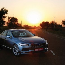 Volvo S90 D4 Inscription First Drive Review – Understated No More