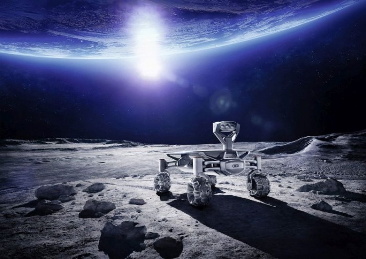 'Part-Time Scientists' and Audi are Ready for the Moon