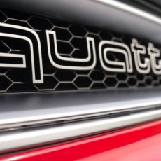 End of an Era: quattro become Audi Sport